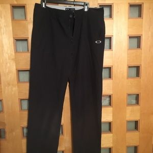 Oakley lightweight golf/travel pants